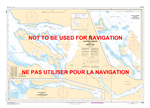 5625 - Schooner Harbour to Baker Lake - Canadian Hydrographic Service (CHS)'s exceptional nautical charts and navigational products help ensure the safe navigation of Canada's waterways. These charts are the 'road maps' that guide mariners safely from por