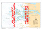 5720 - Approaches to Chisasibi - Canadian Hydrographic Service (CHS)'s exceptional nautical charts and navigational products help ensure the safe navigation of Canada's waterways. These charts are the 'road maps' that guide mariners safely from port to po