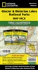 Glacier and Waterton Lakes National Park Map Pack Bundle National Geographic Trails Illustrated