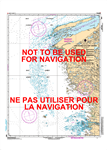 5801 - Long Island to Fort George - Canadian Hydrographic Service (CHS)'s exceptional nautical charts and navigational products help ensure the safe navigation of Canada's waterways. These charts are the 'road maps' that guide mariners safely from port to