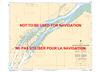 5861 - Ship Sands Island to Moosonee - Canadian Hydrographic Service (CHS)'s exceptional nautical charts and navigational products help ensure the safe navigation of Canada's waterways. These charts are the 'road maps' that guide mariners safely from port