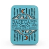 Basecamp Cards Second Edition - The Outdoor Game. Basecamp Cards feature 52 plus 2 icebreaking questions in a unique deck of playing cards. Ranging from thought-provoking to goofy, these cards will provide endless fun at camp, the crags or the coffee tabl