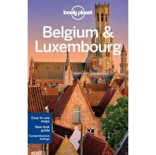 Belguim and Luxembourg Lonely Planet
