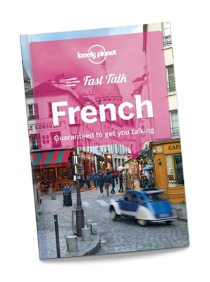 French Fast Talk Lonely Planet. Many visitors to France get around without speaking a word of French, but just a few phrases go a long way in making friends, inviting service with a smile, and ensuring a rich and rewarding travel experience.