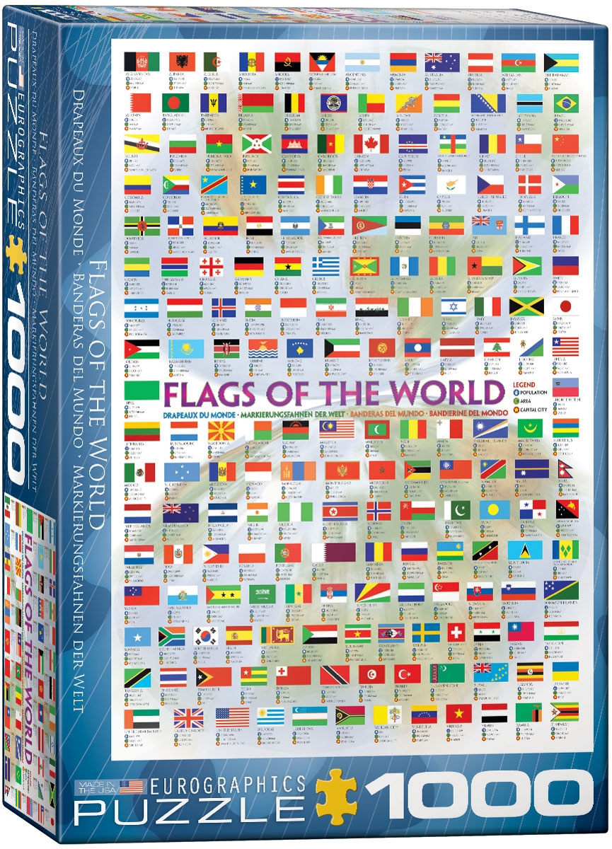 Flags of the World - Puzzle