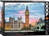 London Big Ben - 1000 Piece Puzzle. Strong high-quality puzzle pieces. Londons House of Parliaments iconic clock tower, Big Ben, is one of the most recognizable landmarks in the entire world. In 2012 the tower was renamed Elizabeth Tower in honor of Queen
