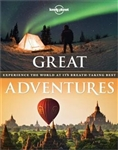 Great Adventures of the World - paperback. This showcase of the worlds most thrilling adventures takes you by boot, pedal or paddle to awe inspiring natural spectacles and on adrenaline charged feats of endeavor. You do not need to be intrepid necessarily