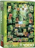 Tropical Rain Forest Puzzle 1000 Pieces