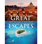 Great Escapes of the World Book - Lonely Planet. Paperback edition. Enjoy the world at your leisure. Beach paradises. Luxury hideaways. Cultural thrills. This showcase of the worlds most enjoyable escapes celebrates the sheer pleasure of travel. Take time
