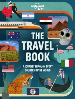 The Kids Travel Book. Take a world tour through 200 countries with this brand new edition of the bestselling kids version of Lonely Planets popular The Travel Book, loaded with thousands of amazing facts on wildlife, how people live, sports, hideous and