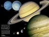 The Solar System Wall Map - National Geographic. The Solar System, Our Sun's Family has two sides. The first side includes a description of how our solar system was formed, and shows a map of our solar system, with each planet's orbit in relation to the S