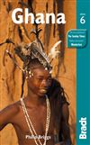 Ghana Bradt Travel Guide
