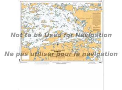 6212 - Kenora to Aulneau Peninsula Northern Portion. Canadian Hydrographic Service (CHS)'s exceptional nautical charts and navigational products help ensure the safe navigation of Canada's waterways. These charts are the 'road maps' that guide mariners sa