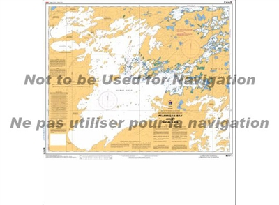 6217 - Ptarmigan Bay and Shoal Lake Nautical Chart. Canadian Hydrographic Service (CHS)'s exceptional nautical charts and navigational products help ensure the safe navigation of Canada's waterways. These charts are the 'road maps' that guide mariners saf