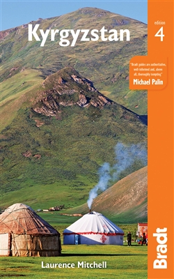 Kyrgyzstan Travel Guide Book. Kyrgyzstan is firmly off the beaten track in Asia, but its breathtaking scenery, stunning wildlife and a living nomadic tradition offer much to tempt those with an adventurous spirit. Laurence Mitchell leads you to the best o