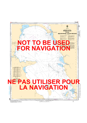 6241 - Berens River to Nelson River - Canadian Hydrographic Service (CHS)'s exceptional nautical charts and navigational products help ensure the safe navigation of Canada's waterways. These charts are the 'road maps' that guide mariners safely from port