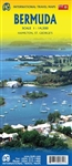 Bermuda Travel & Road Map. This small mid-Atlantic island enjoys marvelous weather, the occasional hurricane, and a travel experience that is unsurpassed. This represents our fifth attempt to portray the island, with its narrow roads, picturesque towns, a