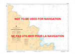 6354 - McIver Point to Mirage Point - Canadian Hydrographic Service (CHS)'s exceptional nautical charts and navigational products help ensure the safe navigation of Canada's waterways. These charts are the 'road maps' that guide mariners safely from port
