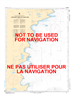 6358 - Northwest Point to Jones Point - Canadian Hydrographic Service (CHS)'s exceptional nautical charts and navigational products help ensure the safe navigation of Canada's waterways. These charts are the 'road maps' that guide mariners safely from por