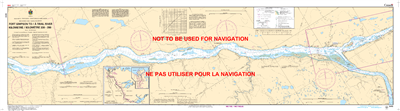 6410 - Fort Simpson to Trail River - Canadian Hydrographic Service (CHS)'s exceptional nautical charts and navigational products help ensure the safe navigation of Canada's waterways. These charts are the 'road maps' that guide mariners safely from port t