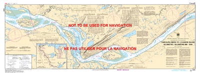 6420 - Carcajou Ridge to Hardie Island - Canadian Hydrographic Service (CHS)'s exceptional nautical charts and navigational products help ensure the safe navigation of Canada's waterways. These charts are the 'road maps' that guide mariners safely from po