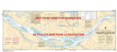 6423 - Askew Islands to Bryan Island - Canadian Hydrographic Service (CHS)'s exceptional nautical charts and navigational products help ensure the safe navigation of Canada's waterways. These charts are the 'road maps' that guide mariners safely from port