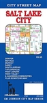 Salt Lake City Utah Street Map. This handy road map includes the communities of Cottonwood Heights, Draper, Herriman, Holladay-Cottonwood, Midvale, Murray, Riverton, Sandy, South Jordan, Salt Lake City, South Salt Lake, Taylorsville-Bennion, West Jordan a