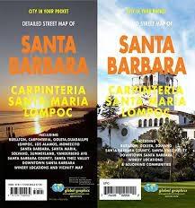 Santa Barbara Carpinteria And Santa Maria California City Street