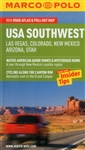 SW USA Travel Guide with Maps. Discover the Southwest USA with Marco Polo. This compact, straightforward guide is clearly structured for ease of use. It gets you right to the heart of the region, and provides you with all the latest information and lots o