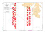 7136 - Cape Mercy & Approaches Nautical Chart. Canadian Hydrographic Service (CHS)'s exceptional nautical charts and navigational products help ensure the safe navigation of Canada's waterways. These charts are the 'road maps' that guide mariners safely f