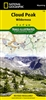 720 Cloud Peak Wilderness National Geographic Trails Illustrated