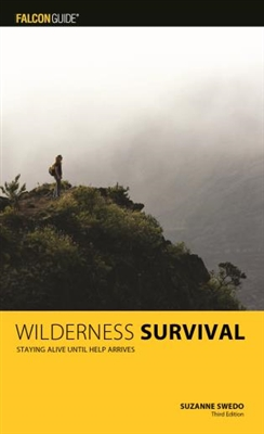 Wilderness Survival Guide Book - Stay Alive Until Help Arrives. Learn how to avoid common wilderness mishaps and handle them confidently if an emergency arises. In Wilderness Survival, author Suzanne Swedo describes all the skills you need to survive shor