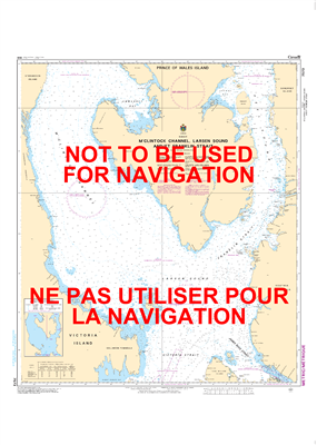 7573 - M'Clintock Channel, Larsen Sound and Franklin Strait. Canadian Hydrographic Service (CHS)'s exceptional nautical charts and navigational products help ensure the safe navigation of Canada's waterways. These charts are the 'road maps' that guide mar