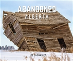 Abandoned Alberta Hardcover Book. Map Town is pleased to be carrying this #1 top seller in Canada. The stunning photos in this beautifully illustrated coffee table book were captured by Joe Chowaniec. Learn about some amazing historic sites that are predo