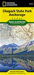 764 Chugach State Park Anchorage National Geographic Trails Illustrated