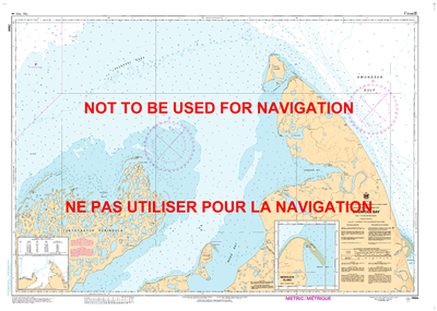 7664 - Liverpool Bay Nautical Chart. Canadian Hydrographic Service (CHS)'s exceptional nautical charts and navigational products help ensure the safe navigation of Canada's waterways. These charts are the 'road maps' that guide mariners safely from port t