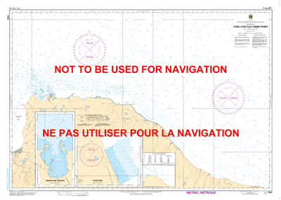 7666 - Cape Lyon to Tinney Point Nautical Chart. Canadian Hydrographic Service (CHS)'s exceptional nautical charts and navigational products help ensure the safe navigation of Canada's waterways. These charts are the 'road maps' that guide mariners safely