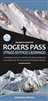 Rogers Pass Uptracks, Bootpacks & Bushwhacks Guide Map. This Rogers Pass map is a topographic route map for backcountry skiing accessible from Rogers Pass in British Columbia. This is a single sided, folded, waterproof, tearproof map. Recently updated.