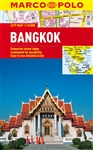 Bangkok pocket map. The optimum city maps for exploring, shopping and much more. The laminated, pocket format is easy to use, complete with public transport maps. The detailed scale shows even the smallest streets and it includes an extensive street index