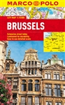 Brussels City Map Marco Polo