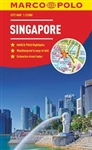 Singapore City Map Marco Polo