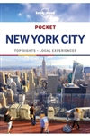 New York City Pocket Guide Book with Maps. Includes Lower Manhattan, Financial District, SoHo, Chinatown, East Village, Lower East Side, Greenwich Village, Chelsea, Meatpacking District, Union Square, Flatiron District, Gramercy, Midtown, Upper East Side,