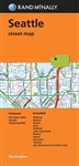 Seattle Washington Street Map. Communities included Bellevue, Bothell, Burien, Kent, Kirkland, Lake Forest Park, Renton, SeaTac, Shoreline and Tukwila. Rand McNallys folded map featuring the streets of Seattle is a must-have for anyone traveling in and a
