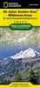 826 Mount Baker and Boulder River Wilderness Mt Baker Snoqualmie National Forest National geographic Trails Illustrated