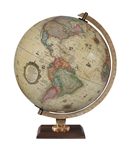 Carlyle Illuminated 12 Inch Replogle Globe