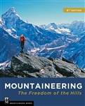 Mountaineering The Freedom of the Hills book. Since the publication of the first edition in 1960, Freedom, as the book is known, has endured as a classic mountaineering text. From choosing equipment to tying a climbing knot, and from basic rappelling tech