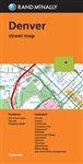 Denver Colorado Street Map. Rand McNally's folded map for Denver is a must-have for anyone traveling in and around this part of Colorado, offering unbeatable accuracy and reliability at a great price. Our trusted cartography shows all Interstate, U.S.,