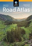 Rand McNally  Road Atlas large scale. The Rand McNally Road Atlas is the most trusted and best-selling US atlas on the market. This updated North American atlas contains maps of every U.S. state and Canadian province, an overview map of Mexico, and de