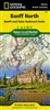 Banff North, Banff and Yoho National Parks Map. National Geographics Trails Illustrated map of Banff North is a two-sided, waterproof map designed to meet the needs of outdoor enthusiasts with unmatched durability and detail. This map was created in conju