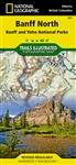 901 Banff North Banff and Yoho National Parks National Geographic Trails Illustrated